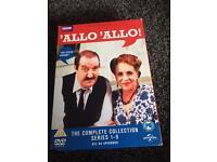 ALLO ALLO collection DVD