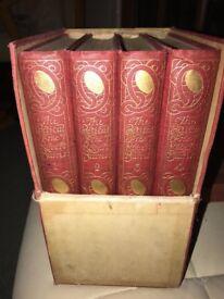 The Poetical Works of Robert Burns Vol 1 -4