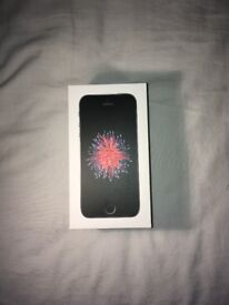 iPhone SE - 16Gb - Space Grey - Unlocked
