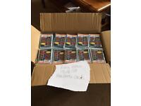 Ultra pro card sleeves packs of 100