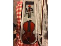 Violin Quarter size for kids/students.