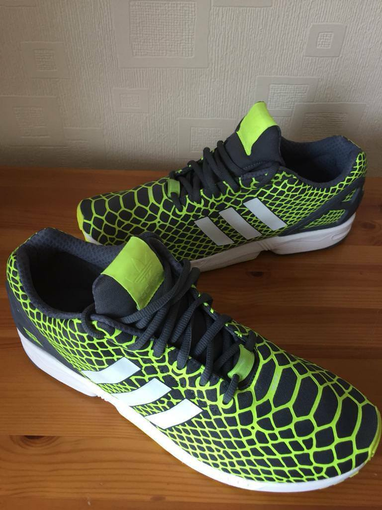 a12160cf8 Adidas torsion zx flux trainers BRAND NEW size 11