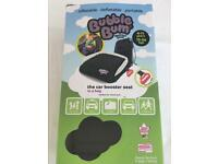Bubble bum - portable car booster seat
