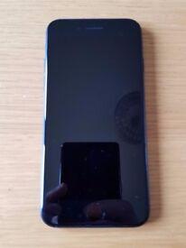 Apple iPhone 7 - 128GB - Black - Locked to o2 or Tesco Mobile - Smartphone