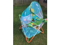 Summer Infant Pop 'n Jump With Canopy (Portable/foldable Jumperoo)