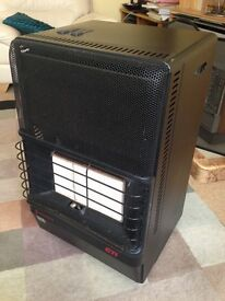 Superser GTI Mobile Gas Heater
