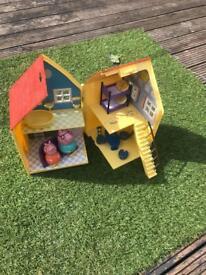 Toys pepper pig