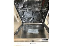 Dishwasher, integrated Hotpoint , brand new