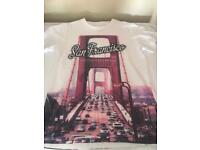 Brand new San Francisco style boys t-shirts