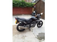 KAWASAKI ER 500 ON 06 PLATE FULL SERVICE HISTORY VERY LOW MILES (5433) EXCELLENT CONDITION £1950