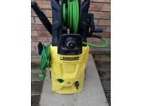 Karcher k4 premium pressure washer