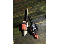 For sale Dolmar chainsaw X2