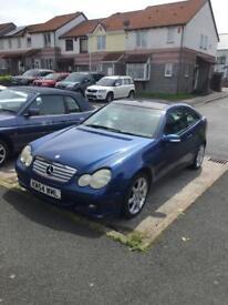 Manuel deseil Mercedes coupe