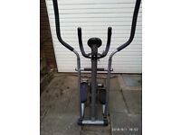 V-fit 2 in 1 cross trainer