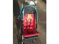 Hauck Winnie the Pooh stroller