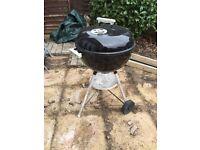 Weber kettle BBQ 460mm