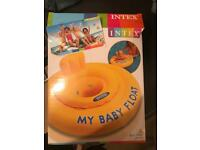 Baby float/ring