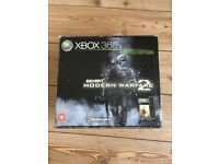 Xbox 360 console Elite 250GB Call of Duty Modern Warfare 2 Ltd Edt boxed
