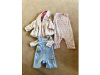 Girls baby clothes Newborn. Next, John Lewis, M&S
