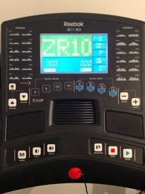 Perfect Condition Reebok ZR10 Treadmill