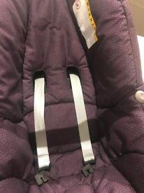 Maxi Cosi pebble 0+ car seat newborn