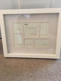 BRAND NEW M&S photo frame