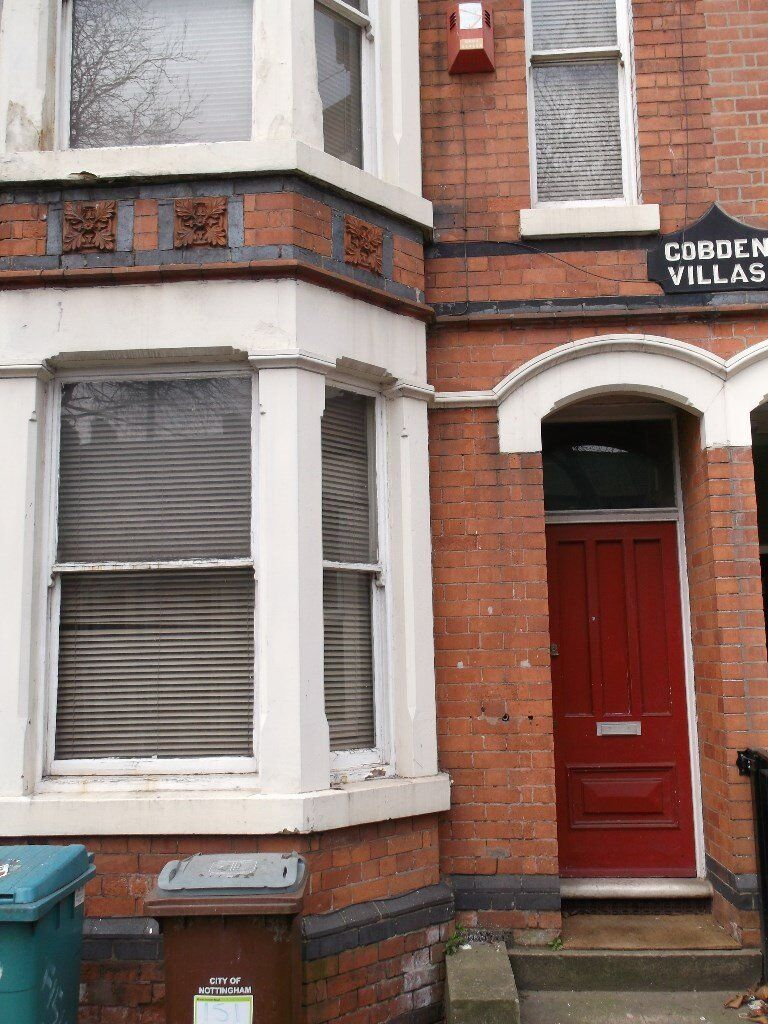1 Bed House Share, Gregory Boulevard, Nottingham, NG5 JH