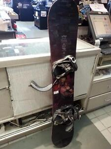 Lamar Snowboard. We sell used sporting goods. (#41975)