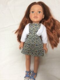 Chad Valley Design a Friend doll