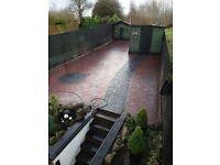 DESIGNER CONCRETE ( imprinted/stamped concrete) Driveways/patios/paving