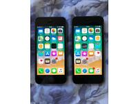 iPhone 5s 16GB, unlocked, space grey, excellent condition, full working.