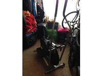 Exercise Bike - Practically New -- Read description.