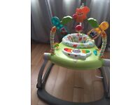 Baby bouncer and jumperoo