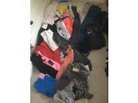 Big bag ladies clothes size 10