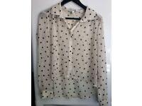 Summer thin material shirts