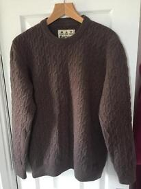 Men's Barbour sweater
