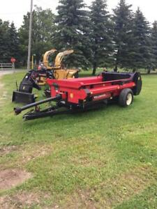 $5000 OFF on a NEW MX130 WALLENSTEIN MANURE SPREADER CLEAR OUT