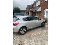 2013 Vauxhall Astra 2.0 cdti tech line automatic new mot