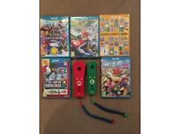 Wii u mario and Luigi bundle