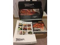 Insanity Workout DVD and Nutrition Plan