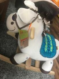 B. Rocking Horse Brand New Never Used