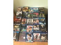 Job lot of Blu Ray movies, 120 movies