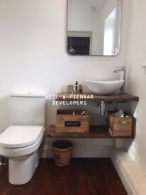 bathroom fitters and installations