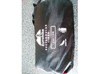 Eurohike sleeping bag liner.