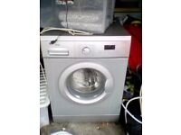 Logic silver washing machine