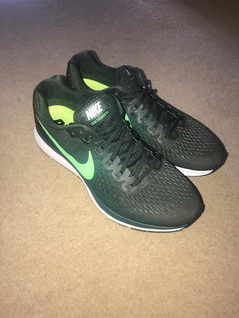 dbe227bcf5ef Nike zoom Pegasus 34 running shoes mint !! Worn once U.K. 9 bargain !