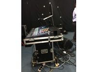 PA Hire / Sound System Hire for Parties and Bands Sound Reinforcement and DJ Services
