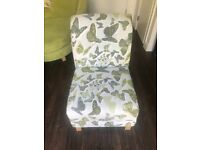 NEW DFS Marni pattern Accent chair Escape Butterfly. Original cost £479