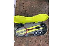 Full Badminton set