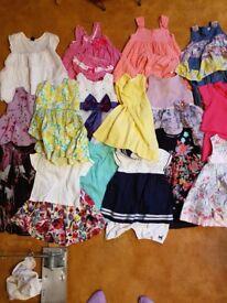 12-18 month dress bundle